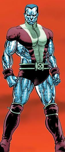 Colossus Piotr ... X Men 2 Colossus