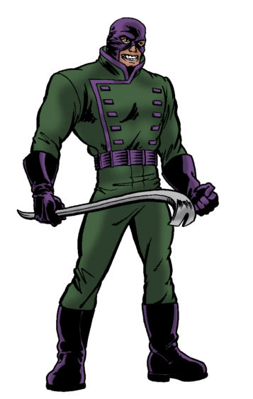 Wrecker (Marvel) | Villains Wiki | Fandom powered by Wikia
