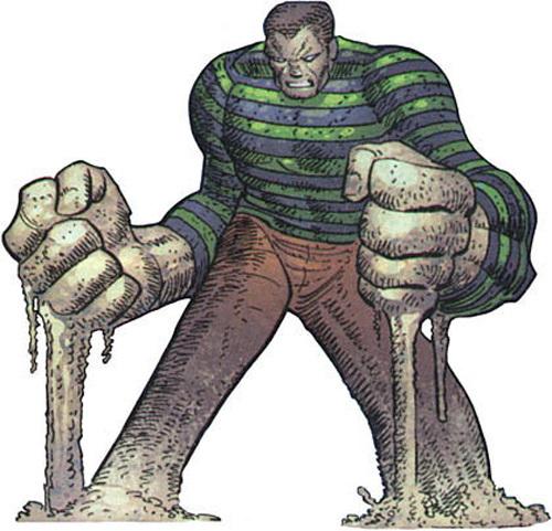 Sandman - Marvel Untold MUX