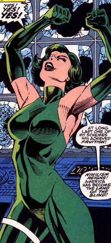 Madame Hydra - Marvel Untold MUX